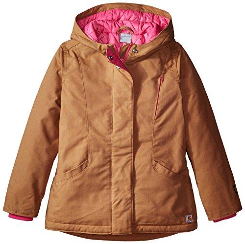 Carhartt Big Girls Quick Duck Mountain View Jacket