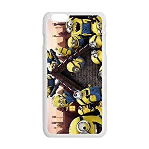 Minions Case Cover For iPhone 6 Plus Case