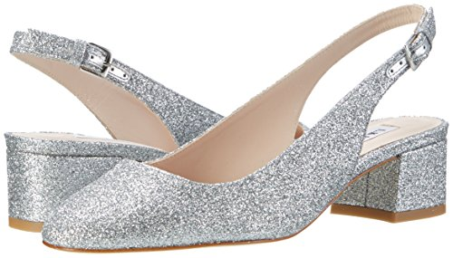Zapatos Para silver L Plateado Bennett Mujer De Tacón Chloe k fUWAqw4F