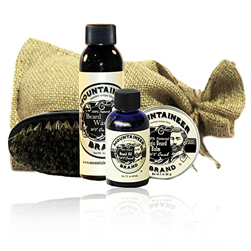 Beard Care Kit Mountaineer Brand