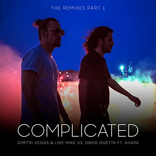 Complicated (The Remixes Part 1)