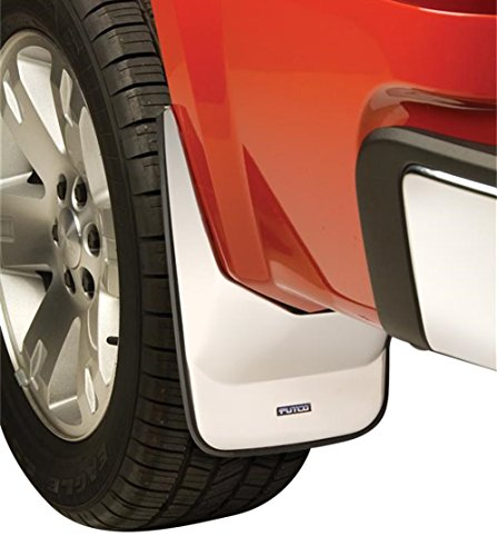 Rear Mud Putco Skins (Putco 79690 Rear Mud Skin without Factory Flare)
