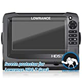 Tuff Protect Anti-Glare Screen Protectors for Lowrance HDS-7 Gen3 Fish Finder