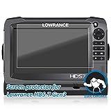 Tuff Protect Anti-glare Screen Protectors Lowrance HDS-7 Gen3 Fish Finder