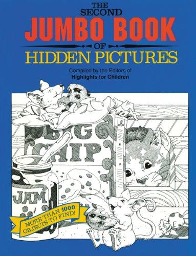 The Second Jumbo Book of Hidden Pictures®