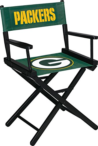 Imperial Officially Licensed NFL Merchandise: Directors Chair (Short, Table Height), Green Bay Packers Green Bay Packers Custom Room