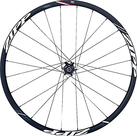 Zipp 30 Course Wheel Disc Brake Clincher Rear, 10 or 11-speed Campagnolo Cassette Body, Includes Convertible Axle Caps