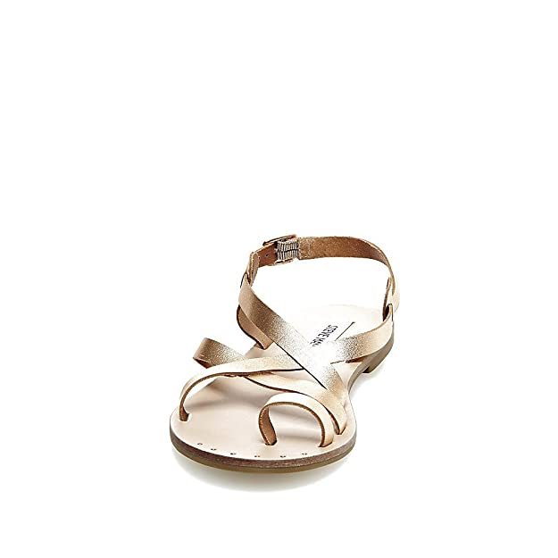 2c59413eb35 Steve Madden Women s Aatheena Leather Sandal  Steve Madden  Amazon.ca   Shoes   Handbags