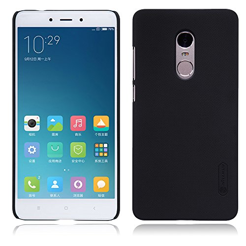 Xiaomi Redmi Note 4 / 4X Case, TopACE Extremely Light Super Slim Shell Cover with HD Screen Protector for Xiaomi Redmi Note 4 / 4X 5.5 (Black)