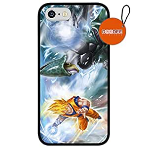 Dragonball Z Anime iPhone 5 / 5s Case & Cover Design Fashion Trend Cool Case Back Cover Silicone 189