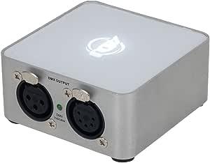 ADJ Products MYDMX 2.0, 512 DMX CHANNEL, FOR PC & MAC