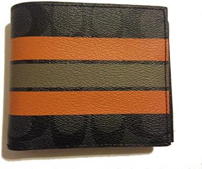 Coach Men's PVC Short Wallet