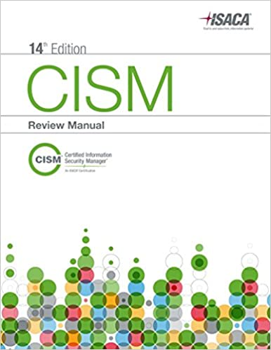 Amazon cism review manual 14th edition 9781604203691 isaca cism review manual 14th edition 14th edition fandeluxe Image collections