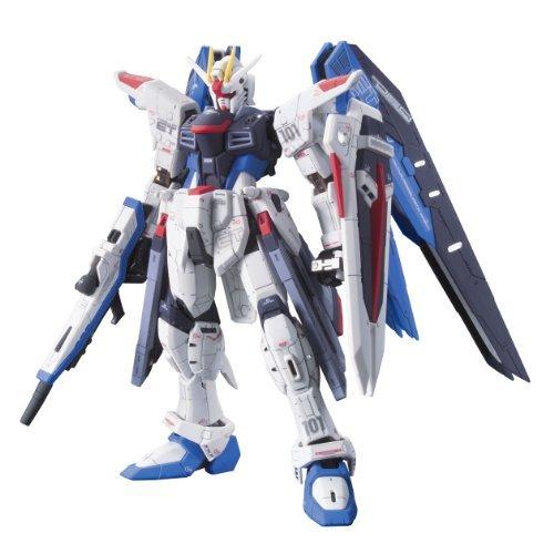 Bandai  05 Freedom Gundam 1 144 Real Grade By Bandai Hobby