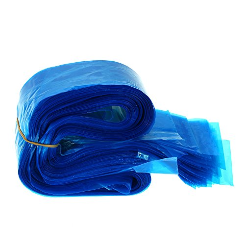 Anself 100Pcs Clip Cord Sleeves Bags Disposable Covers for Tattoo Machine