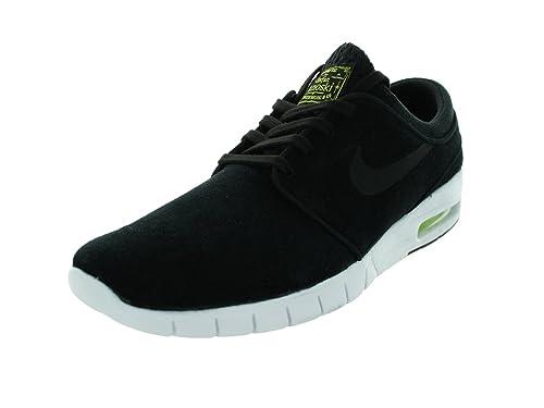 Zapatillas Nike – SB Stefan Janoski Max Leather Negro/Negro 44,5