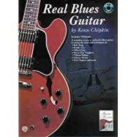Real Blues Guitar: A Complete Course in Authentic Blues Guitar, Book and CD