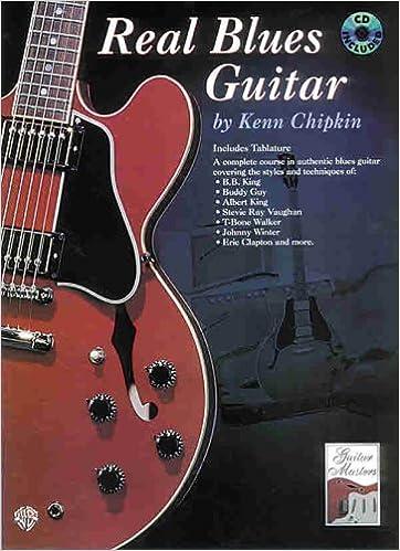 REAL BLUES GUITAR REV/E (Contemporary Guitar): Amazon.es: Chipkin ...