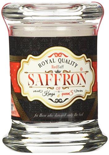 Redsaff Afghan Saffron Threads (Fresh Harvest) Professional Chef Grade Quality - Potent Saffron Spice For Cooking (3 grams) by Redsaff Saffron (Image #1)