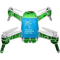 Skin For Yuneec Breeze 4K Drone – Circuit Board | MightySkins Protective, Durable, and Unique Vinyl Decal wrap cover | Easy To Apply, Remove, and Change Styles | Made in the USA