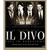 IL DIVO - AN EVENING WITH IL DIVO-LIVE IN BARCELON