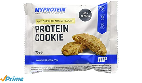 Myprotein Protein Cookie (12x75g) 12 Unidades 900 g: Amazon ...