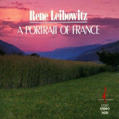 - A Portrait of France (1990-01-01)