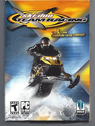 Xtreme Mobile - Ski-Doo Team Racing The X-treme Snowmobile Racing Challenge! (PC, 2006)