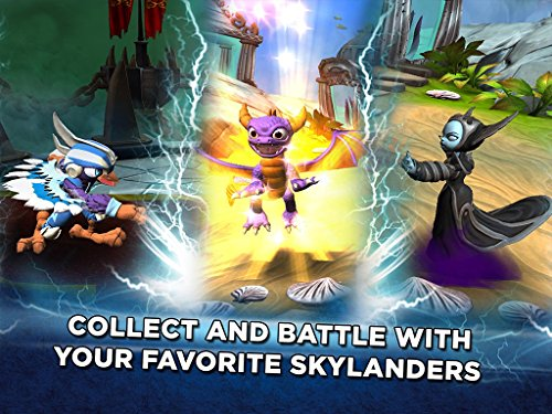 Skylanders Battlecast Booster Master Box (36 Booster Packs) - Android and iOS by Activision (Image #4)
