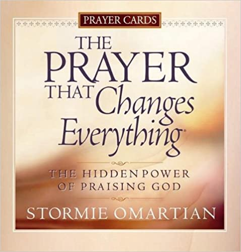 The Prayer That Changes Everything Prayer Cards Power Of A Praying