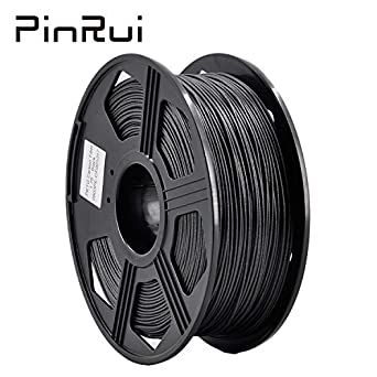 Pinrui Filamento de impresora 3D de fibra de carbono, 1,75 mm ...