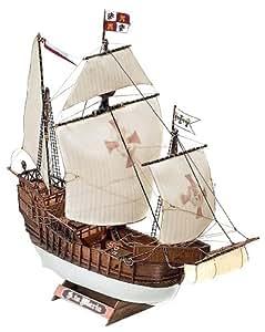 Mamoli MM 2 - Kit de modelo del barco Santa Maria (escala 1:106) [Importado de Alemania]