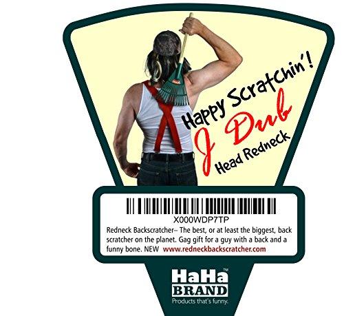photo Wallpaper of Redneck Backscratcher-Redneck Backscratcher The Best Or At Least The Biggest-Green