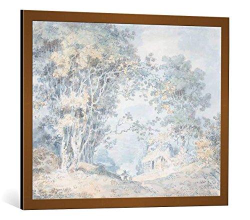 (Framed Art Print: Joseph Mallord William Turner
