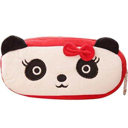Estuche suave, de la marca Pengyu, con diseño de rana, oso ...