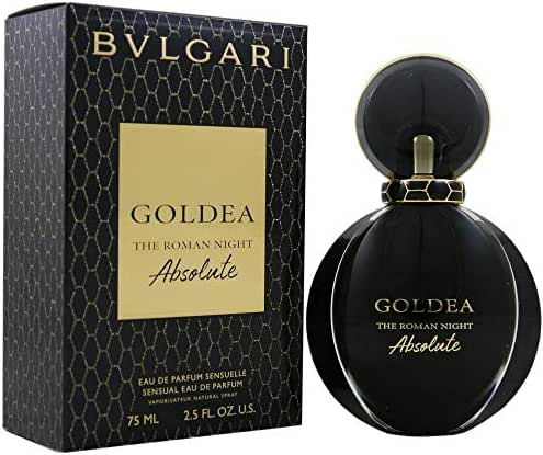 Bvlgari Bvlgari Goldea The Roman Night Absolute for Women 2.5 Oz Eau De Parfum Spray, 2.5 Oz