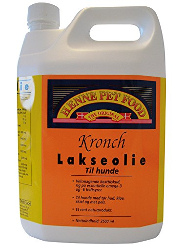 Kronch Salmon Oil Dog & Cat Supplement 88 oz