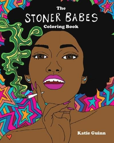 Top 2 stoner babes coloring book