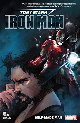 iron man comic 1 - 1