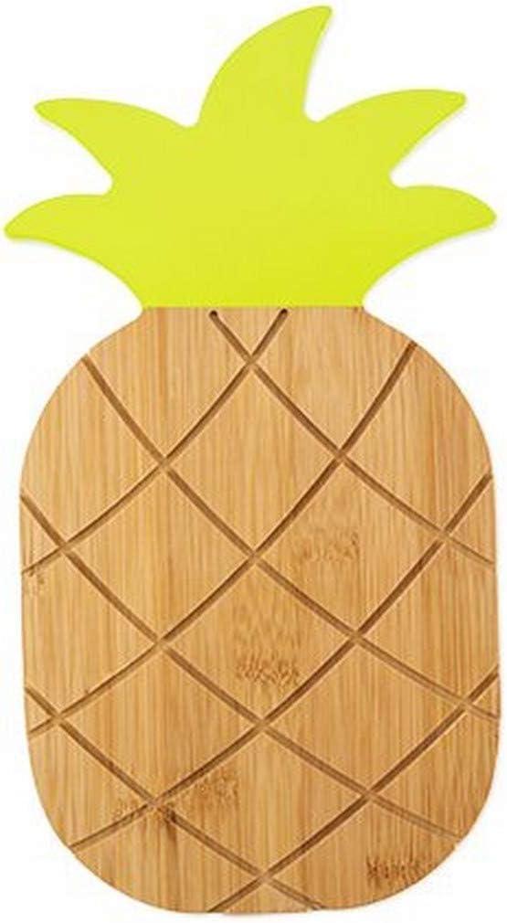 True Pineapple Cheese Cutting Board, 1 EA, grey