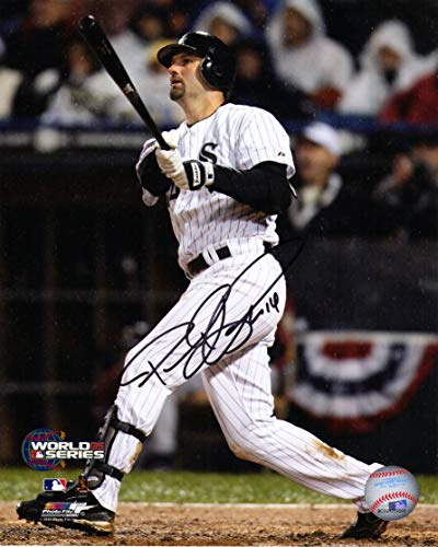 Paul Konerko Signed White Sox 2005 World Series Gm 2 Gand Slam 8x10 Photo