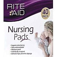 Rite Aid Nursing Pads - 40 Pack