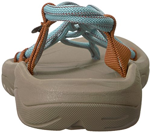 Sea Femme Bout Sandales Infinity Teva Hurricane Turquoise Glass Ouvert XLT W qWzUF