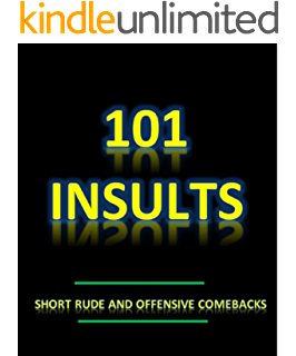 Short comebacks insults