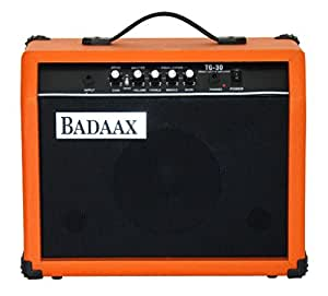 badaax tg 30 30 watt guitar amplifier musical instruments. Black Bedroom Furniture Sets. Home Design Ideas