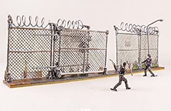 McFarlane Toys The Walking Dead Gate & Fence Building Set