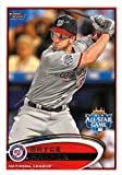 2012 Topps Update #US-299 Bryce Harper RC - Washington Nationals (RC - Rookie Card / All-Star) (Baseball Cards)