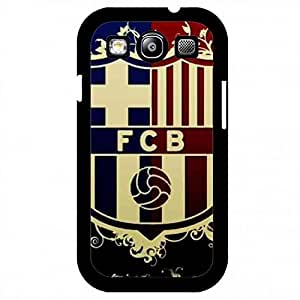 Futbol Club Barcelona funda de For Samsung Galaxy S3 Barcelona fútbol Logo funda de