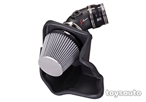 ST Racing Air Filter intake for Genesis Coupe 13-16 3.8 3.8L V6 w/Heat Shield