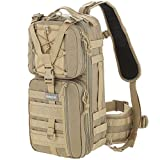 Maxpedition Gila Gearslinger (Khaki) + FREE ResQMe Spring-Fired Window Breaker/Safety Tool
